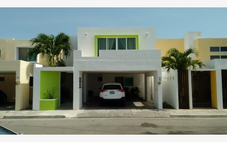 Foto de casa en venta en  , altabrisa, mérida, yucatán, 1934600 No. 01