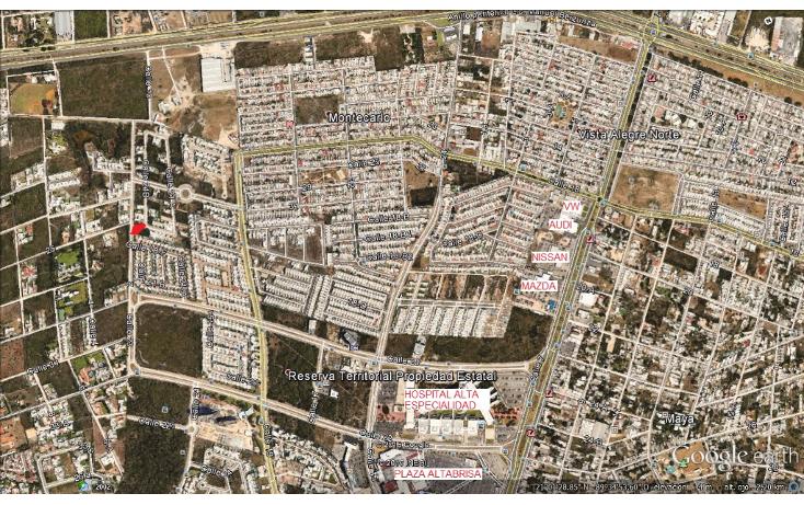 Foto de terreno habitacional en venta en  , altabrisa, mérida, yucatán, 1966910 No. 01