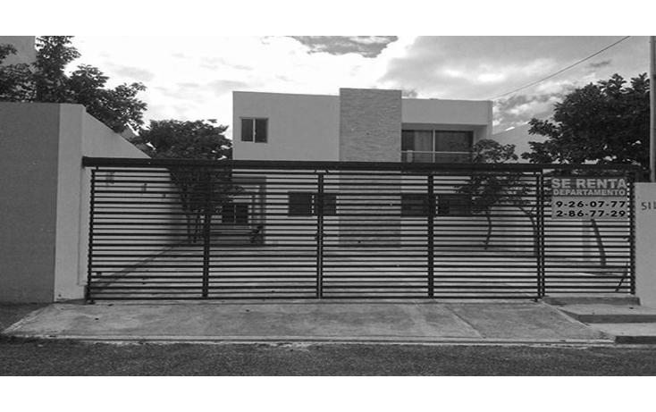Foto de departamento en venta en  , altabrisa, mérida, yucatán, 1973718 No. 01