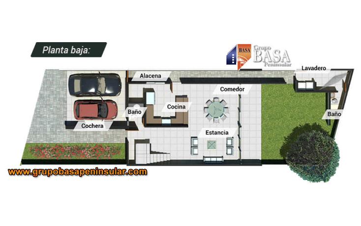 Foto de casa en venta en  , altabrisa, mérida, yucatán, 2001374 No. 08