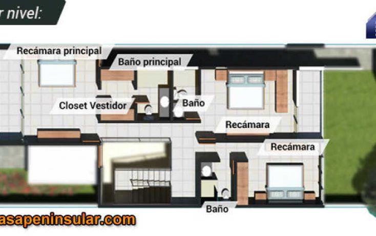 Foto de casa en condominio en venta en, altabrisa, mérida, yucatán, 2001374 no 09
