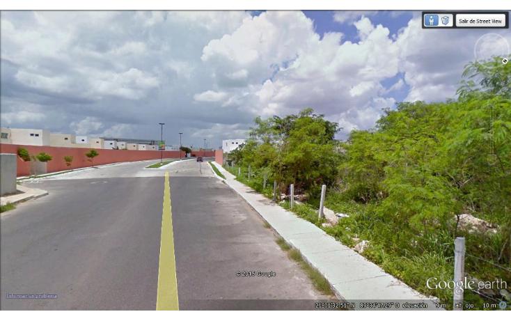 Foto de terreno habitacional en venta en  , altabrisa, mérida, yucatán, 2001894 No. 04