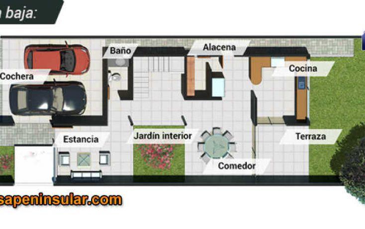 Foto de casa en condominio en venta en, altabrisa, mérida, yucatán, 2002972 no 07