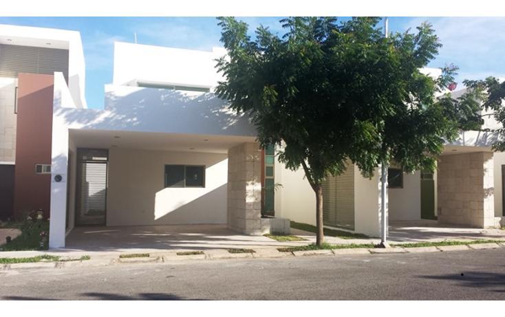 Foto de casa en renta en  , altabrisa, mérida, yucatán, 2017858 No. 01