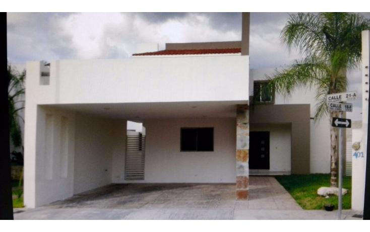 Foto de casa en venta en  , altabrisa, mérida, yucatán, 2018242 No. 01