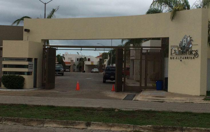 Foto de casa en condominio en venta en, altabrisa, mérida, yucatán, 2018242 no 04