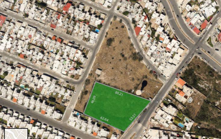 Foto de terreno comercial en venta en, altabrisa, mérida, yucatán, 2018456 no 02