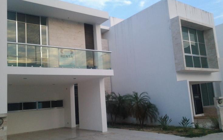 Foto de casa en renta en  , altabrisa, m?rida, yucat?n, 448180 No. 01