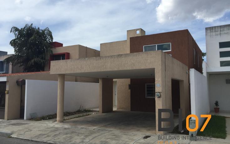 Foto de casa en renta en  , altabrisa, mérida, yucatán, 940935 No. 01