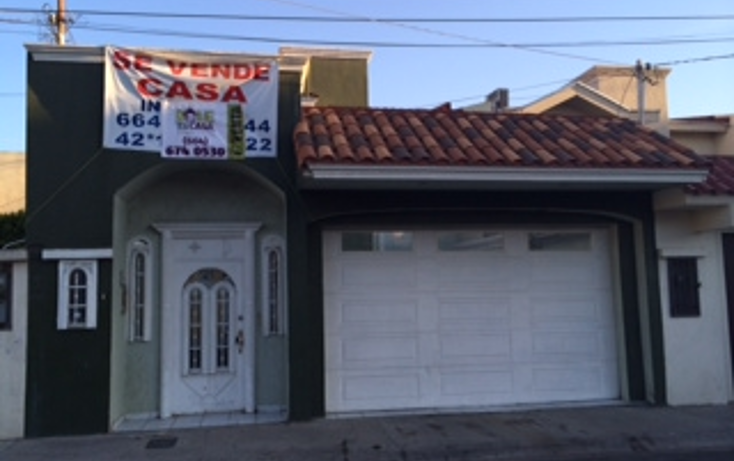 Foto de casa en venta en  , altabrisa, tijuana, baja california, 1379219 No. 01