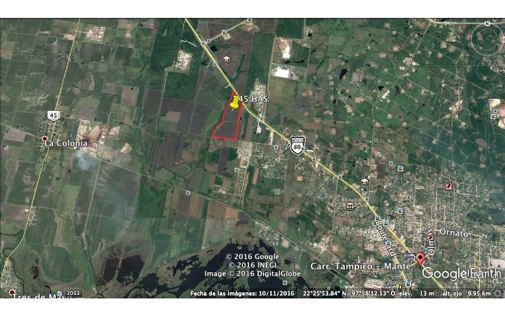 Foto de terreno habitacional en venta en  , altamira, altamira, tamaulipas, 1108059 No. 01