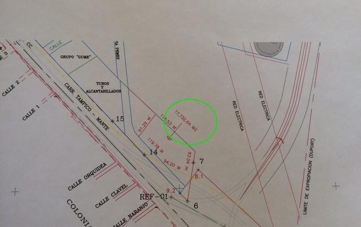 Foto de terreno habitacional en venta en  , altamira, altamira, tamaulipas, 1142053 No. 06