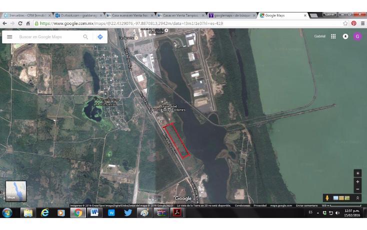 Foto de terreno industrial en venta en  , altamira, altamira, tamaulipas, 1644624 No. 01