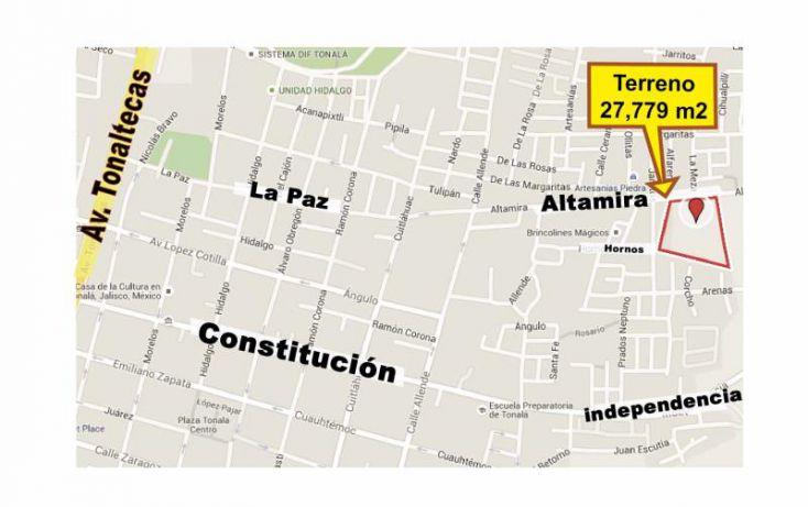 Foto de terreno habitacional en venta en altamira, xicoxochitl, tonalá, jalisco, 1393339 no 06