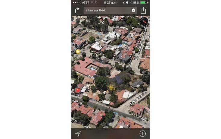 Foto de terreno habitacional en venta en  , altamira, zapopan, jalisco, 1522246 No. 01