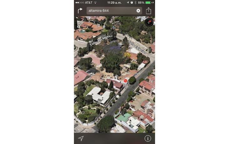 Foto de terreno habitacional en venta en  , altamira, zapopan, jalisco, 1522246 No. 03