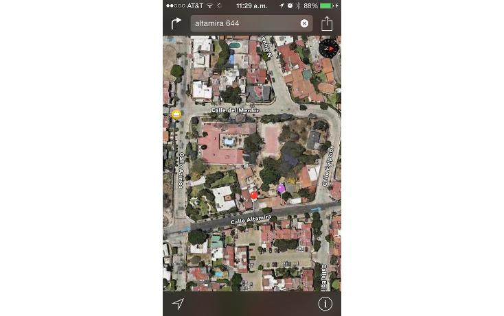 Foto de terreno habitacional en venta en  , altamira, zapopan, jalisco, 1522246 No. 04
