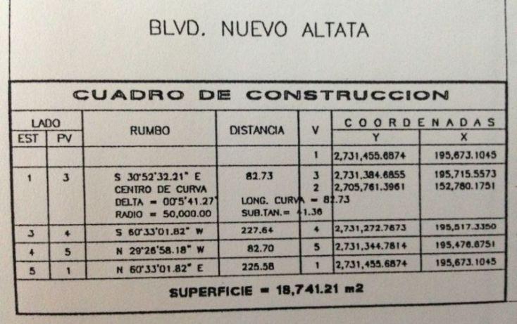 Foto de terreno habitacional en venta en, altata, navolato, sinaloa, 1087419 no 21