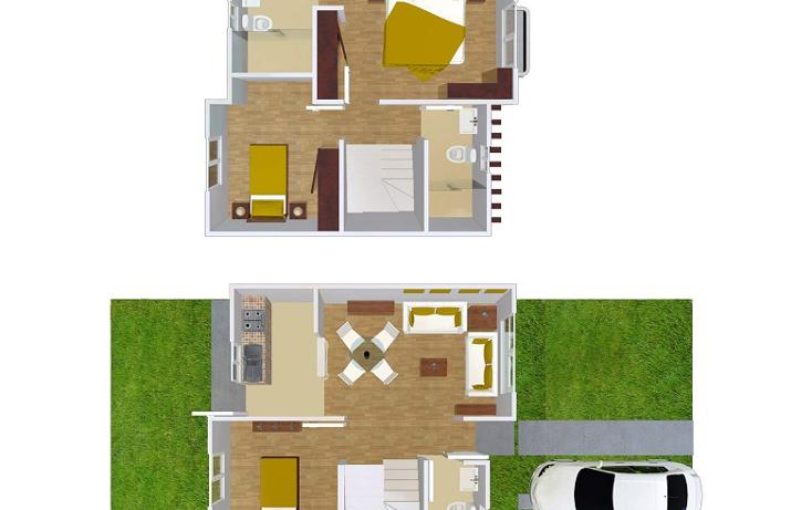 Foto de casa en venta en  , altavela, bahía de banderas, nayarit, 1435575 No. 02