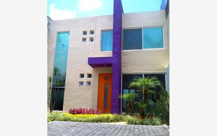 Foto de casa en venta en  , altavista, cuernavaca, morelos, 1690658 No. 01