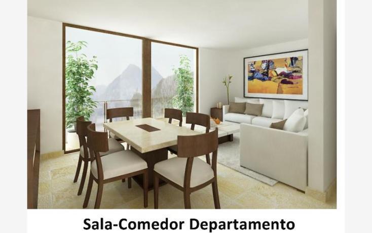 Foto de departamento en venta en  , altavista juriquilla, querétaro, querétaro, 506005 No. 01