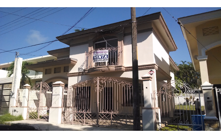 Foto de casa en venta en  , altavista, tampico, tamaulipas, 1290783 No. 01