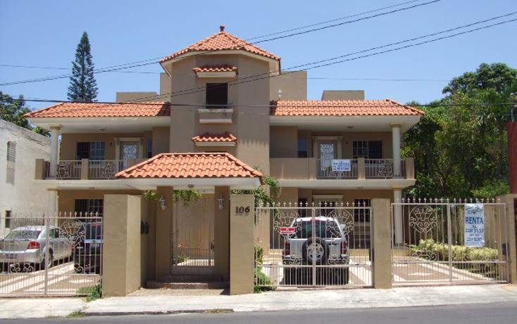 Foto de departamento en renta en  , altavista, tampico, tamaulipas, 1683952 No. 01