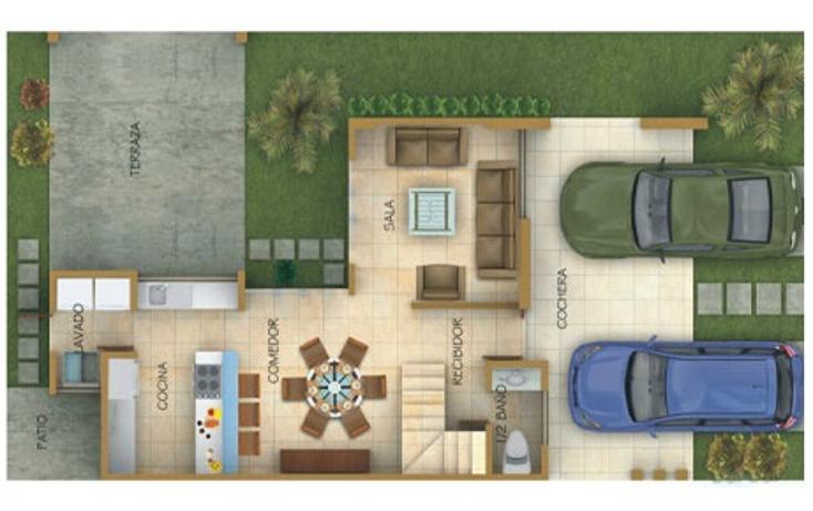 Foto de casa en venta en  , alteza, culiacán, sinaloa, 1060543 No. 04