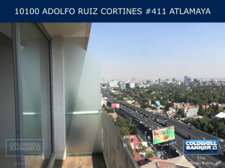 Foto de departamento en venta en altezza san angel anillo periferico 1, atlamaya, álvaro obregón, distrito federal, 1656649 No. 01