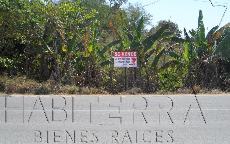 Foto de terreno comercial en venta en  , alto lucero, tuxpan, veracruz de ignacio de la llave, 1069881 No. 01