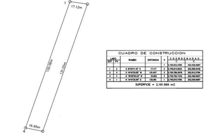 Foto de terreno comercial en venta en  , altos bacurimi, culiacán, sinaloa, 1066813 No. 02