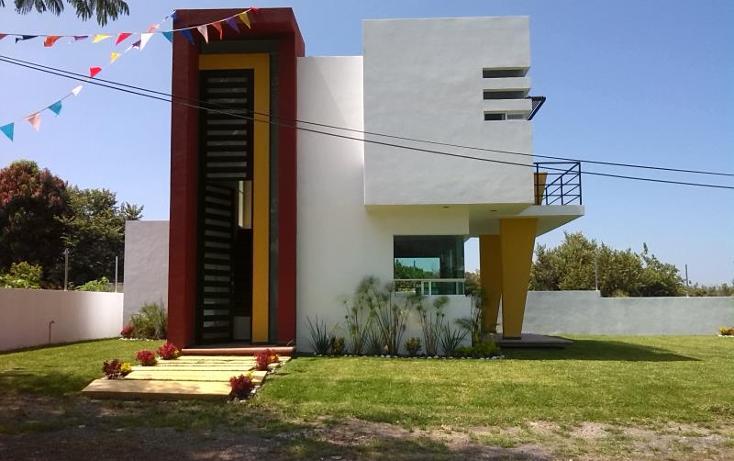 Foto de casa en venta en  , altos de oaxtepec, yautepec, morelos, 1180315 No. 01