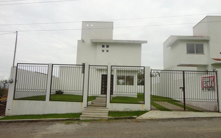 Foto de casa en venta en  , altos de oaxtepec, yautepec, morelos, 1472963 No. 01