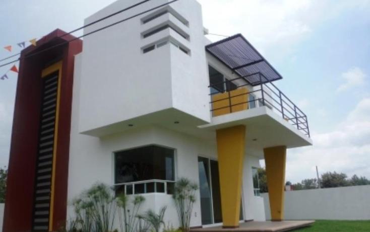 Foto de casa en venta en  , altos de oaxtepec, yautepec, morelos, 1540780 No. 01