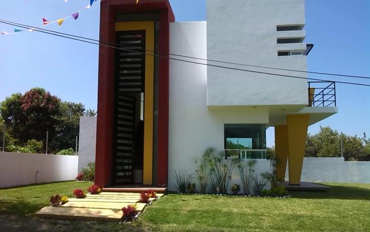 Foto de casa en venta en  , altos de oaxtepec, yautepec, morelos, 1625790 No. 01