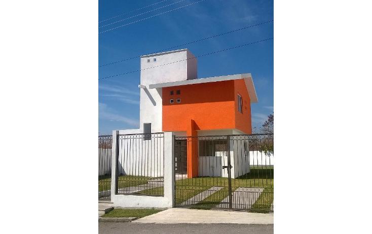 Foto de casa en venta en  , altos de oaxtepec, yautepec, morelos, 2004754 No. 01