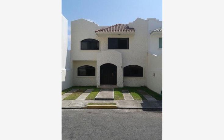 Foto de casa en venta en  , alvarado centro, alvarado, veracruz de ignacio de la llave, 839089 No. 01