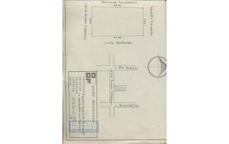 Foto de terreno comercial en venta en alvaro obregon , barranca seca, la magdalena contreras, distrito federal, 1850294 No. 07