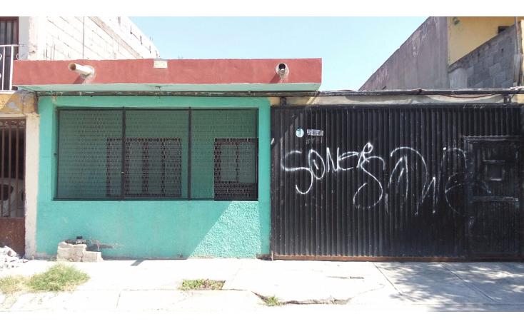 Foto de casa en venta en  , álvaro obregón, monterrey, nuevo león, 1374275 No. 01
