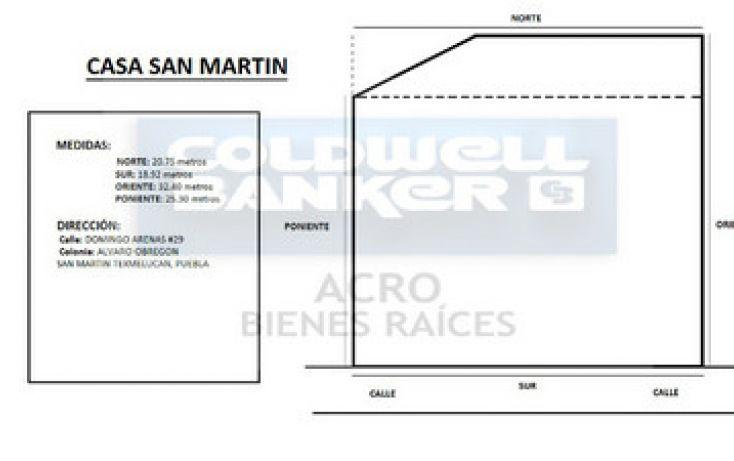 Foto de terreno habitacional en venta en, álvaro obregón, san martín texmelucan, puebla, 2026975 no 05