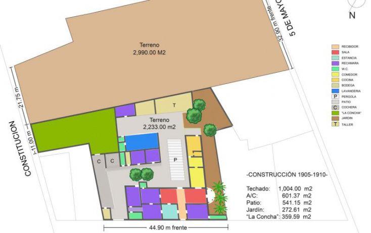 Foto de casa en venta en alvaro obregon, zona comercial, la paz, baja california sur, 1582092 no 21