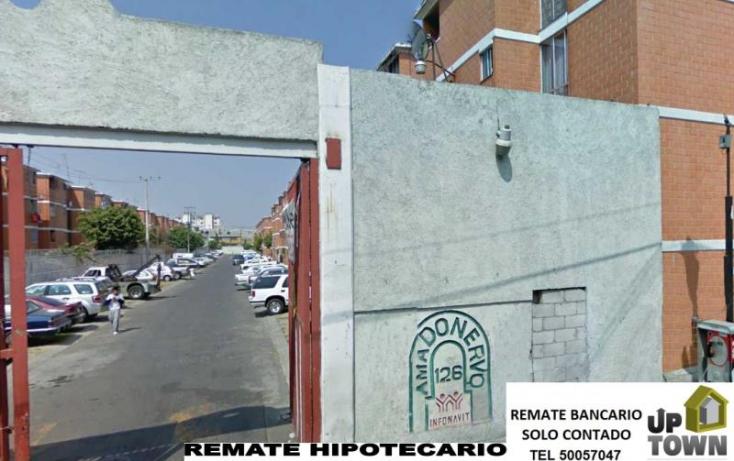 Foto de departamento en venta en amado nervo 126, santa ana poniente, tláhuac, df, 786983 no 01