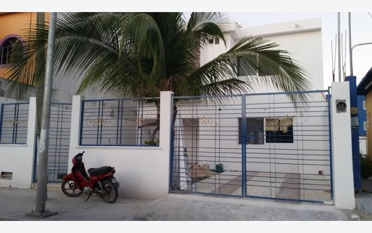 Foto de casa en venta en amado nervo a, san manuel, carmen, campeche, 1539522 No. 01
