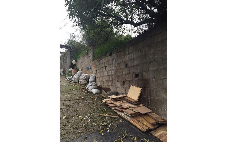 Foto de terreno habitacional en venta en  , amado nervo, cuajimalpa de morelos, distrito federal, 1146037 No. 05