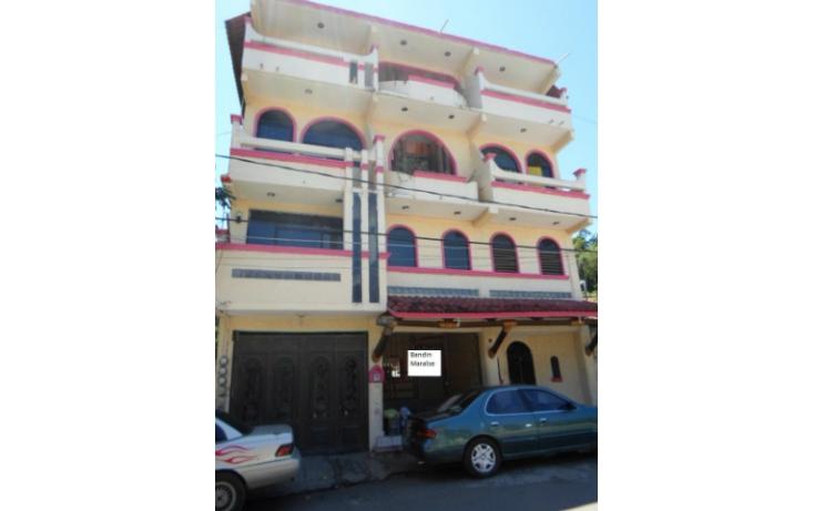 Foto de edificio en venta en amado nervo, el limón, zihuatanejo de azueta, guerrero, 607287 no 01