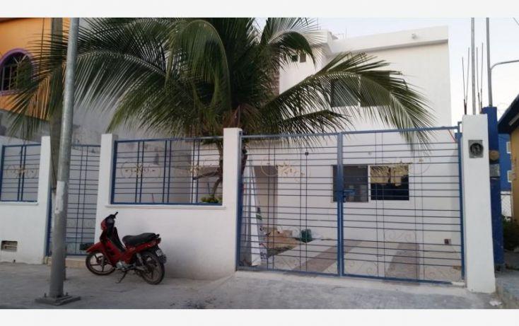 Foto de casa en venta en amado nervo, puente de la unidad, carmen, campeche, 1539522 no 01
