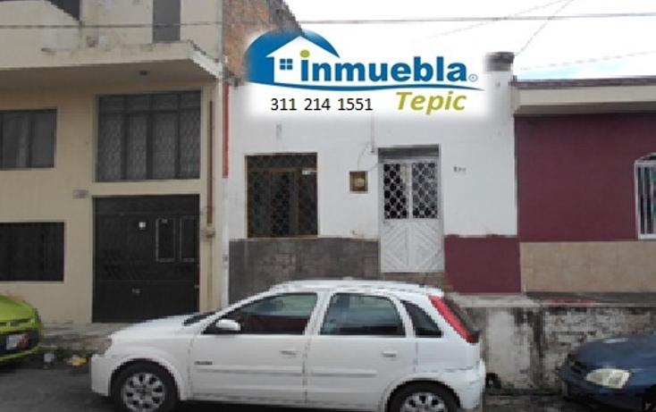 Foto de casa en venta en  , amado nervo, tepic, nayarit, 1680108 No. 01