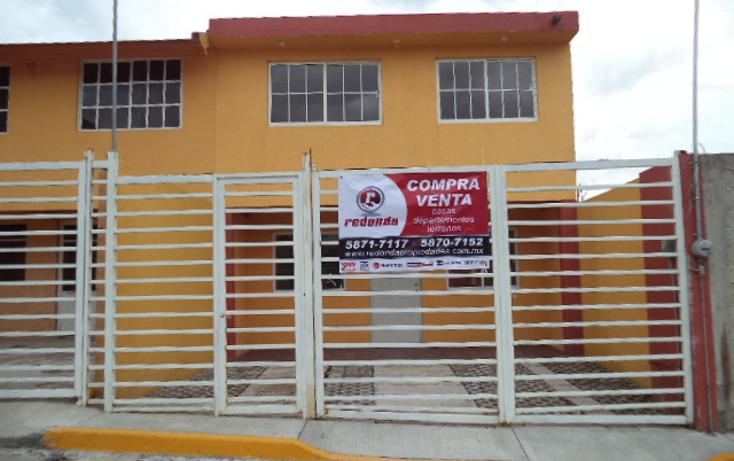 Foto de casa en venta en  , amado nervo, tultepec, méxico, 949585 No. 01