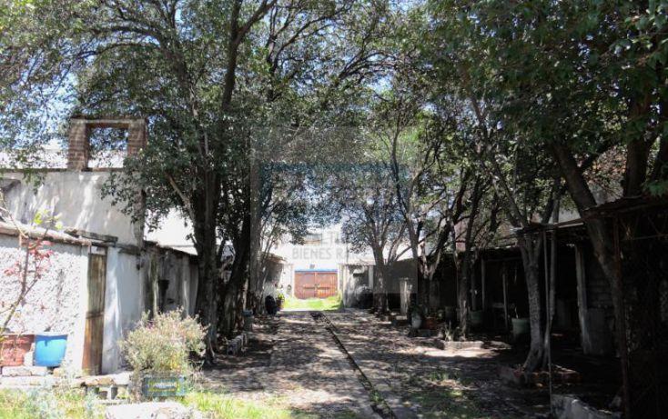 Foto de terreno habitacional en venta en amado nervo y gral mariano escobedo, los reyes, tultitlán, estado de méxico, 1487873 no 04
