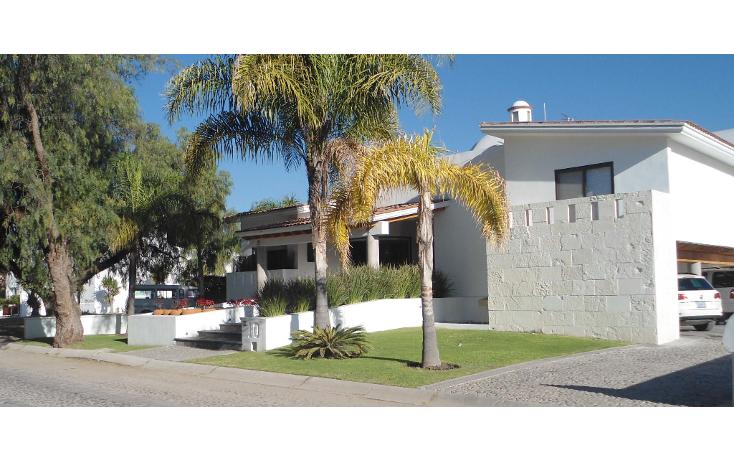 Foto de casa en venta en  , amanecer balvanera, corregidora, querétaro, 1059967 No. 01